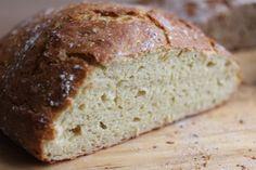 Slow Rise No-Knead Einkorn Bread | Jovial Recipes