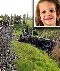 """BITTE helft mit und unterschreibt & teilt!!!! Anfang der Woche kam der kleine Matteo (5 Jahre) an einem unbeschrankten Bahnübergang ums Leben. Nun ruft seine Mutter in einer Petition dazu auf, alle unbeschrankten Bahnübergänge zu sichern! Für jeden von uns ist es """"nur"""" eine Unterschrift - zusammen retten wir vielleicht Leben!!! Danke ♡ https://www.change.org/p/db-info-bmvi-gemeindebund-nach-dem-tod-meines-sohnes-sichern-sie-alle-deutschen-bahn%C3%BCberg%C3%A4nge  JEDE STIMME ZÄHLT!!!"""