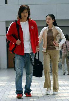 Next movie from both of you. Baron Chen, Vic Chou, Jerry Yan, F4 Meteor Garden, Hua Ze Lei, God Of War, Taiwan, Kdrama, Musicians