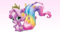 Palace Pets Gallery | Disney Princess. Rapunzels Wild Pet