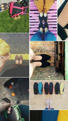 [ New on the blog today ] Build your own shoes ~ More about Pikkpack on www.thebakingideas.com