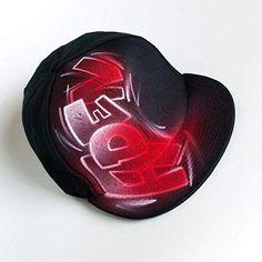 456 Best custom painted graffiti airbrush Snapback Hats&Caps