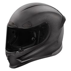 Icon Airframe Pro Ghost Carbon Helmet - @RevZilla