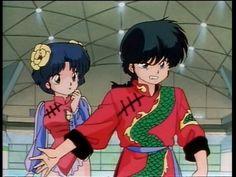 """""""Ella es mi prometida y no dejaré que nadie la toque"""" - Ranma (morí!)"""