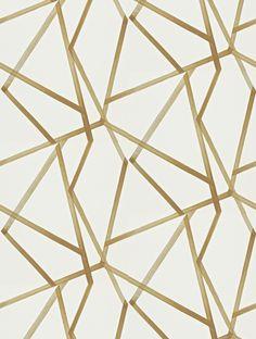 Harlequin Sumi Ivory/Mustard Wallpaper - 110884 - Ivory/Mustard
