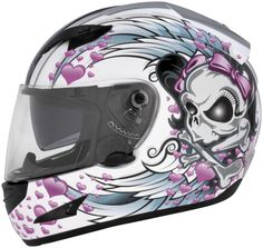 cool helmet design lethal threat