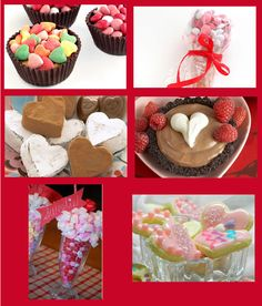 valentine's treats | ... that would be great for parties, school treats or a romantic dinner