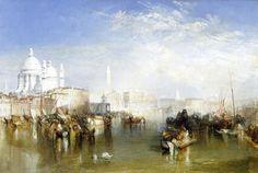 Venice- Jmw Turner
