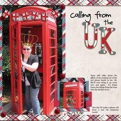 Speed Scrap 158: Calling from the UK