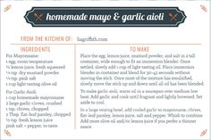 Homemade Dipping Sauce Recipes