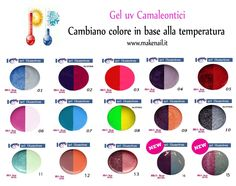 CATEGORIA: GEL VU, GEL UV CAMALEONTICI
