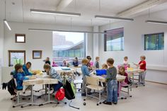 The school of the future has opened in Finland