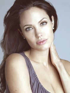 Angelina Jolie — Angelina Jolie photographed by Max Vadukul |2008