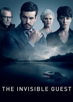 """Brilliant Psychological Thriller ! Check out """"The Invisible Guest"""" on Netflix"""