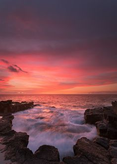 Fashionably Late⎜Kona Coast, Big Island, Hawaii © Kai Kosonen. More at www.kaikosonen.com #landscape #stunning #gorgeous #beautiful #magnifique #nature #photography
