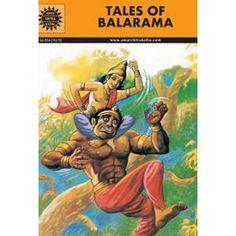 Indian Epics: Amar Chitra Katha : Guide: Tales of Balarama Reading Story Books, Kids Story Books, History Of India, Art History, Hindu Deities, Hinduism, Indian Comics, Simple Minds, Krishna Art
