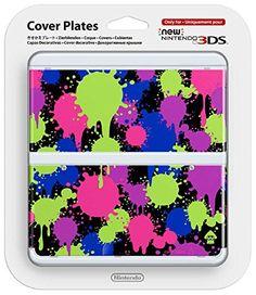 Coque N°26 pour New Nintendo 3DS - Splatoon