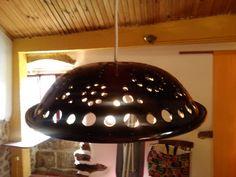 Fruit bowl lampshade