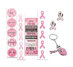 Pink Awareness Ribbon Stickers are great to wear at your event or affix to invitations, gift bags and place cards. Pink Ribbons with messages of hope and faith and courage and sassy sayings printed on them. Breast Cancer Survivor, Breast Cancer Awareness, Fb Like, Message Of Hope, Awareness Ribbons, Pink Gifts, Girls Be Like, Lapel Pins, Kit