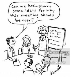 photo of a boring meeting - Google Search