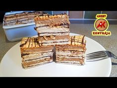 Kekszes álom / Anzsy konyhája - YouTube Tiramisu, Baking, Ethnic Recipes, Youtube, Food, Bakken, Essen, Meals, Tiramisu Cake