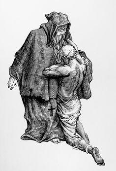 The Rime Of The Ancient Mariner by outsidelogic.deviantart.com on @DeviantArt