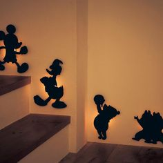 Mickey Silhouette Sensor Wall Light Lamp – JUSTDOITSNOW Mickey Head, Mickey Mouse, Lamp Light, Light Up, Mickey Silhouette, Disney Home Decor, Interior Lighting, Winnie The Pooh, Wall Lights