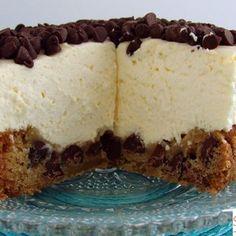 Çikolata Parçacıklı Cheesecake Tarifi