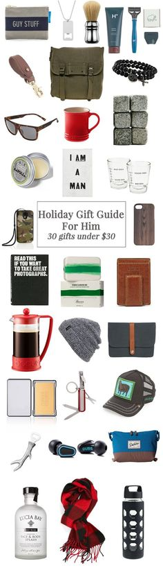 Man gifts for xmas