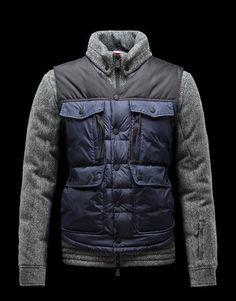 7425fd71cb37 Blouson Homme - Manteaux Homme sur Moncler Online Store Blouson Homme,  Mode, Mode De