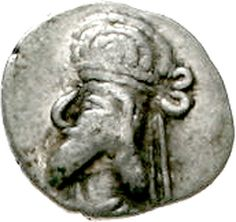 Unknown King about 30 AD Hemidrachme about 30. Brb. With tiara l. / diadem with two volumes. Sear 5956. very fine    Dealer  Teutoburger Münzauktion & Handel GmbH    Auction  Minimum Bid:  50.00EUR