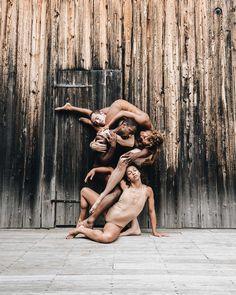 Location: Jacob's Pillow | Dancers: Antoine Banks-Sullivan, Krystal Butler, Jake Warren, Isabella Diaz |Photo ©Oveck Reyesfrom the series #CamerasandDancers.