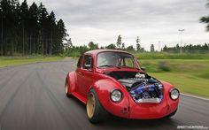 V-8 VW Bug
