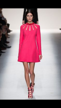 Valentino Woman Fall Winter 2014-15