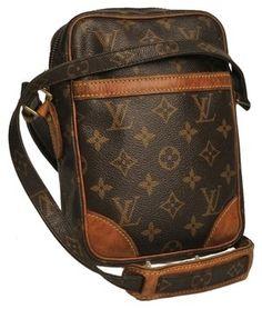 Louis Vuitton Danube Monogram Cross Body Bag