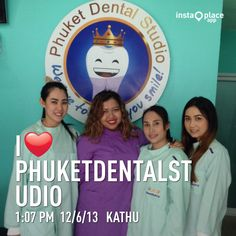 Happy NewYear 2014. Thank you to our crew for your dedication to served the community along with Phuket Dental Studio
