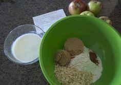 Day 299 - Apple Crisp - 365 Days of Baking