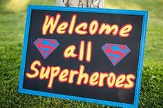 Image result for superman party invitations