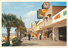 Myrtle Beach Boardwalk..... pavilion in background!