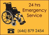 Leon's Ambulette INC - It is providing Transportation service for Patient, and provides transportation to Hospitals in Jamaica areas.