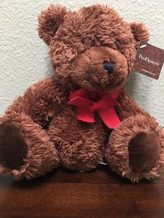 Pro Flowers Brown Bear New!