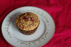 GF Banana Berry Muffins. Made with slightly less sugar and mix of thawed frozen strawberries and blueberries. Delish! Also made 1doz by increasing amount of fruit and quinoa slightly. Different texture, but I liked it! Almost like a baked oatmeal (w/ quinoa obviously) flavor. Will make again. ..the flavor possibilities are endless!