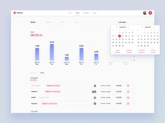 We think that great tracking tool should be easy and obvious to use. That's why have took the minimalism approach here. This dribbble shot is a preview of the stats section. See more examples o...