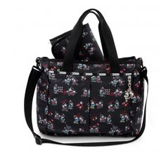 NEW Disney Diaper Bag from LeSportsac - wish I had known about this before it was no longer available. So disappointed cause I need it now!!