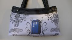 Doctor Who - TARDIS - Purse Skirt for Thirty-One Skirt Purse