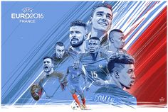 EQUIPE DE FRANCE on Behance