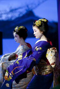 Kotomi and Miharu