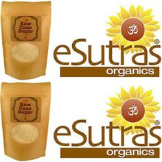 Treat yourself to the NATURAL taste of unprocessed sugar!   Give your body something it knows how to process.  #esutras_organics #raw #rawsugar #unprocessed   Available at http://esutras.com/sugars-sweeteners-organic-low-glycemic-/831-raw-cane-sugar.html