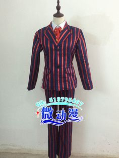 Tokyo Ghoul Shuu Tsukiyama Cosplay Cosutme MM sir suit Full Set coat + shirt + pants +tie Tokyo Ghouls costumes(China (Mainland))