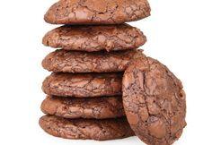 Brownie sušienky